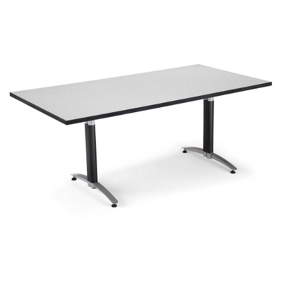 6' Mesh Base Conference Table