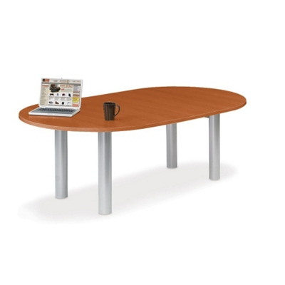 8' W Racetrack Conference Table