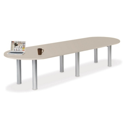 12' W Racetrack Conference Table
