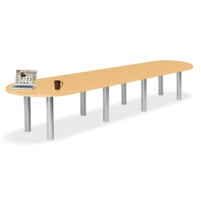 16' W Racetrack Conference Table