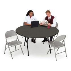 "Folding Table 60"" Diameter"