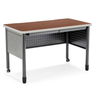 "47""W Table Desk with Drawers"