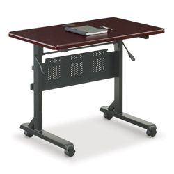 "Mobile Nesting Training Table 36""W x 24""D"