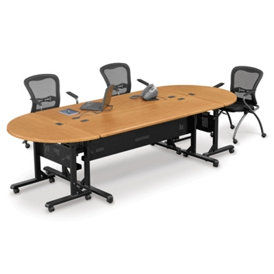 Conference room table three some