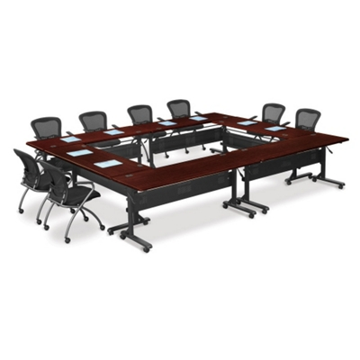 Square Mobile Nesting Table Set 41500  sc 1 st  National Business Furniture & Conference Tables   Shop for a Conference Room Table at NBF.com