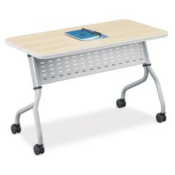 "FLEX Rectangular Training Table - 48""x24"""