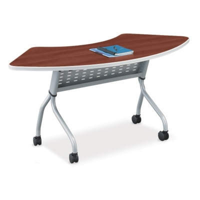 "FLEX Crescent Training Table - 67""x24"""