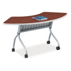 "FLEX Crescent Training Table - 67""x24"""