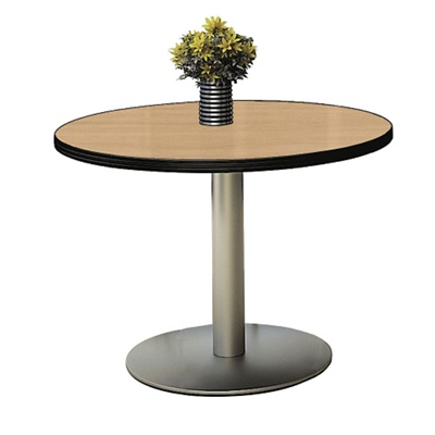 "30"" Round Barista Standard Height Table"