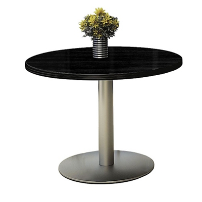 "36"" Round Barista Standard Height Table"
