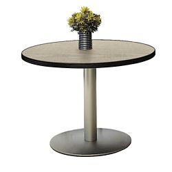 "42"" Round Barista Standard Height Table"