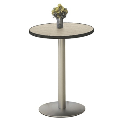 "42"" Round Barista Cafe Height Table"