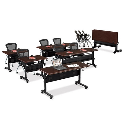 Mobile Training Table Set