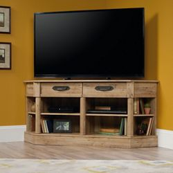 "Corner Entertainment Credenza - 61.375""W x 19.125""D"