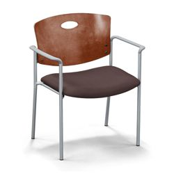 Strata Extra-Wide Chair with Arms