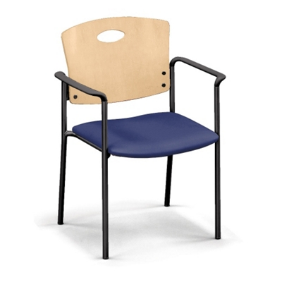 sc 1 st  National Business Furniture & Strata Standard Chair with Arms - 44256 and more Lifetime Guarantee