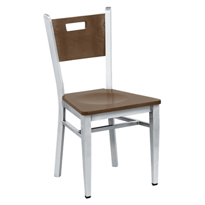 Frappe Wood Cafe Chair