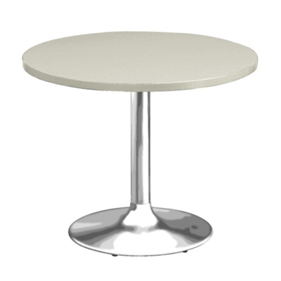 """36"""" Round Breakroom Table with Pedestal Base"""