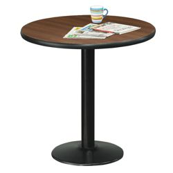 "Cafe au Lait 30"" Round Standard Height Table"