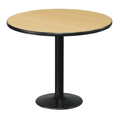 "Cafe au Lait 36"" Round Standard Height Table"