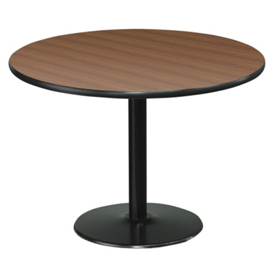 "Cafe au Lait 42"" Round Standard Height Table"