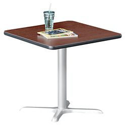 "Frappe Standard Height Square Table - 30""W"