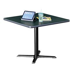 "Frappe Standard Height Square Table - 36""W"