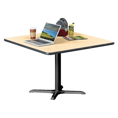 "Frappe Standard Height Square Table - 42""W"