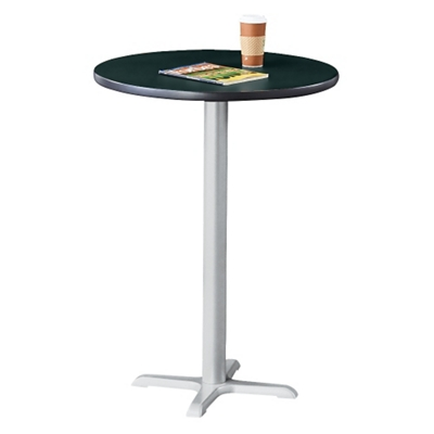 "Frappe Round Bar Height Table - 30""W"