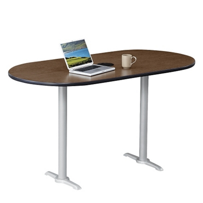 """Frappe Bar Height Table with Power - 72""""W"""