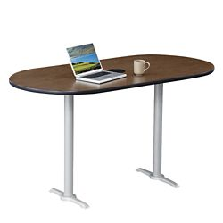 "Frappe Bar Height Table with Power - 72""W"