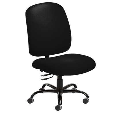 Big and Tall High Back Task Chair with 400lb Weight Capacity