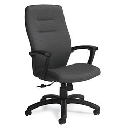 Fabric High Back Conference Chair