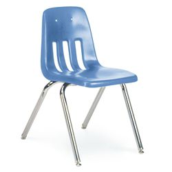 "Classic Stack Chair 12"" Pre-K to K"
