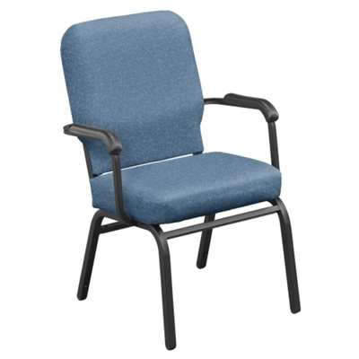 Vinyl Stack Chair   500 Lb Weight Capacity , 51360