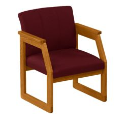 Tufted Conference Chair