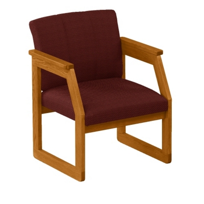 Angle Arm Conference Chair