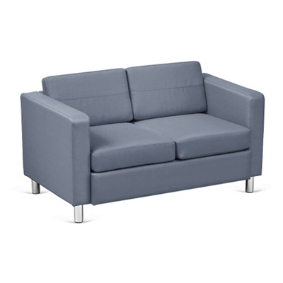 Atlantic Faux Leather Loveseat