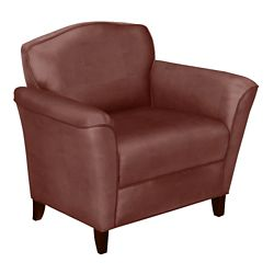 Wexford Faux Leather Club Chair