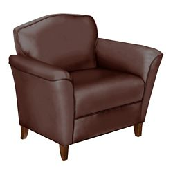 Wexford Leather Club Chair