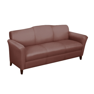 Wexford Faux Leather Sofa