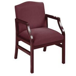Traditional Guest Chair in Standard Upholstery