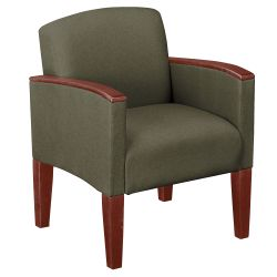 Guest Chair in Print Fabric or Vinyl