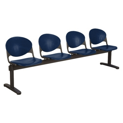 Four Seat Beam Bench