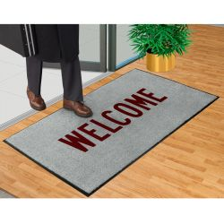 3' x 4' Welcome Mat