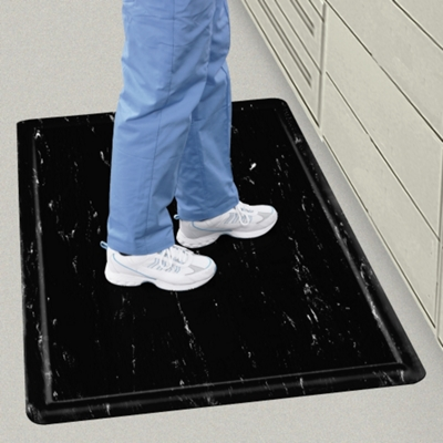 3' x 5' Anti-Fatigue Beveled-Edge Mat