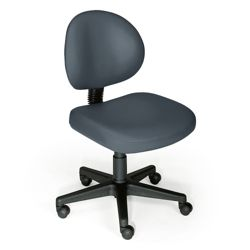 24 Hour Use Armless Multi-Shift Task Chair