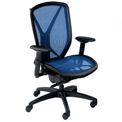 ergonomic chair with mesh seat and back - Ergonomic Chair