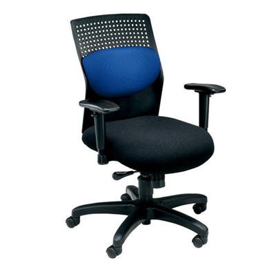 Ergonomic Chair with Arms