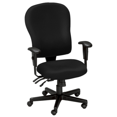 Ergonomic Managers Chair in Standard Fabric